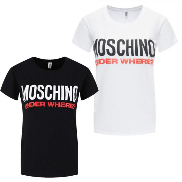 MOSCHINO T-SHIRT LADIES