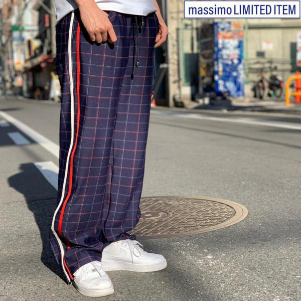 RESOUND CLOTHING MASSIMO LIMITED PANTS MEN'S『MASSIMO LIMITED ITEM』