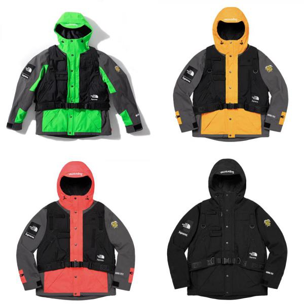 SUPREME×The North Face RTG Jacket