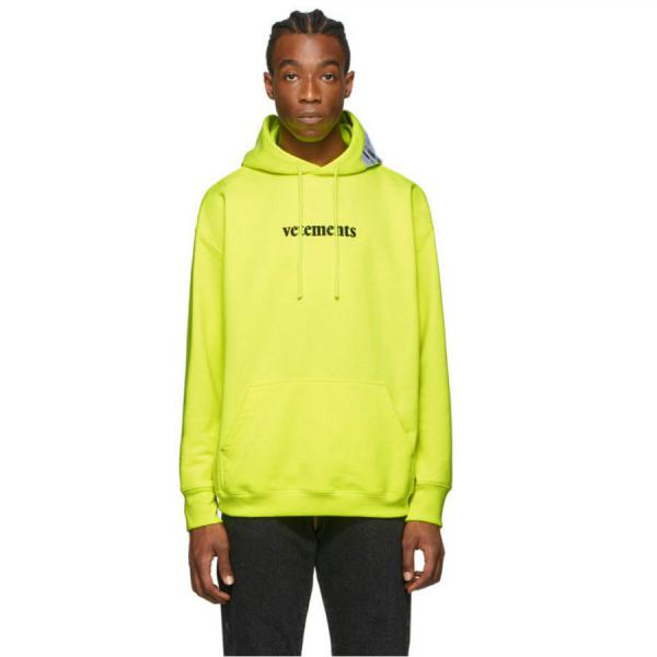 VETEMENTS HOODIE MEN'S