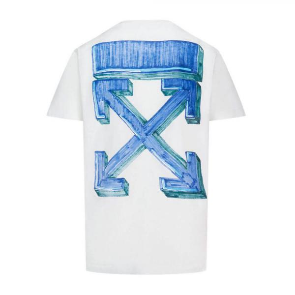 OFF-WHITE T-SHIRT MEN'S