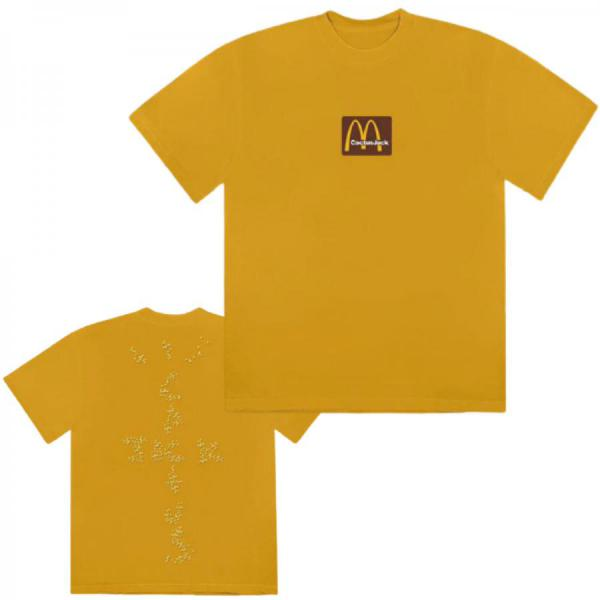 Travis Scott x McDonald's Sesame Inv II T-Shirt
