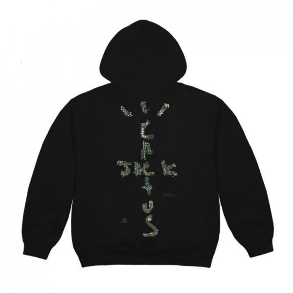 Travis Scott x PlayStation5(PS5) Motherboard II Hoodie