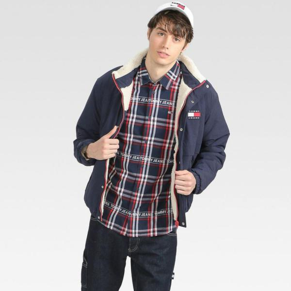 TOMMY JEANS OUTER UNISEX