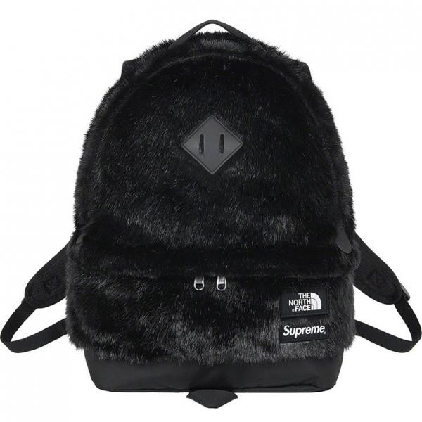 Supreme The North Face Faux Fur Backpack