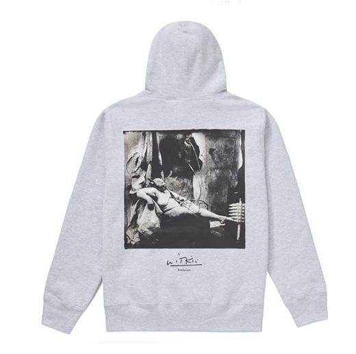 Joel-Peter Witkin Sanitarium Hooded Sweatshirt