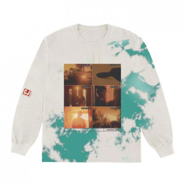 Travis Scott Something's Coming II L/S T-Shirt