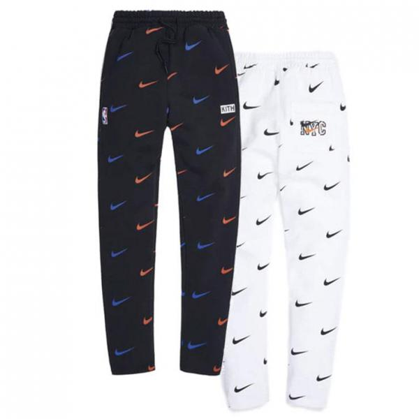 KITH×NIKE×NEW YORK KNICKS AOP FLEECE PANT
