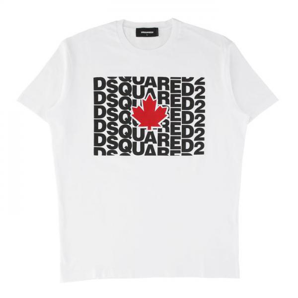 DSQUARED2 T-SHIRT MEN'S