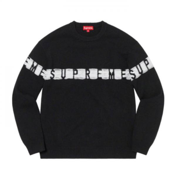 Supreme Inside Out Logo Sweater