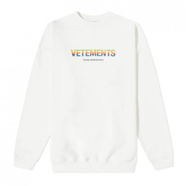 VETEMENTS TRAINER UNISEX