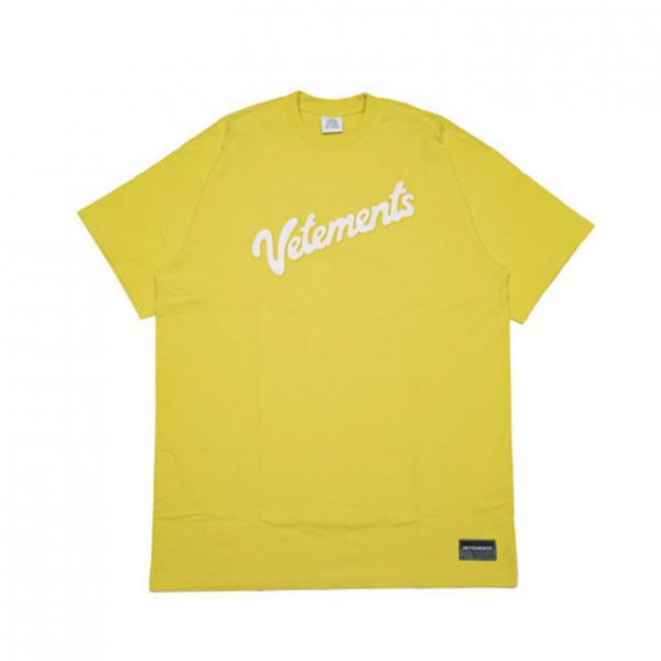 VETEMENTS T-SHIRT UNISEX