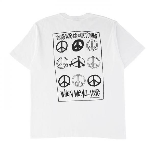 STÜSSY x DSM for WWAV T-Shirt