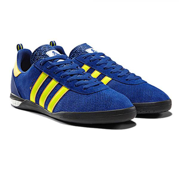 adidas x Palace Indoor Blue Yellow
