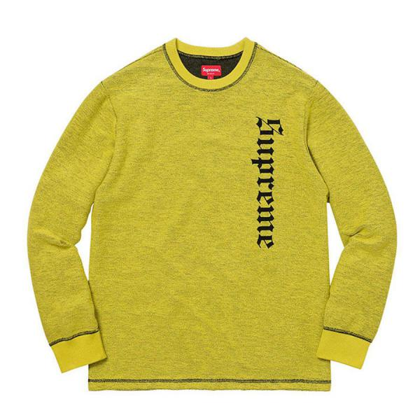 SUPREME LONG-SLEEVE MEN'S