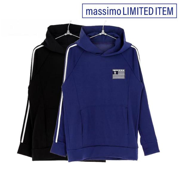 RESOUND CLOTHING  Hoodie Men's 『massimo LIMITED ITEM』