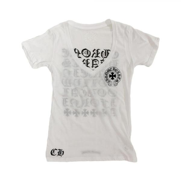 CHROME HEARTS T-shirt Ladies