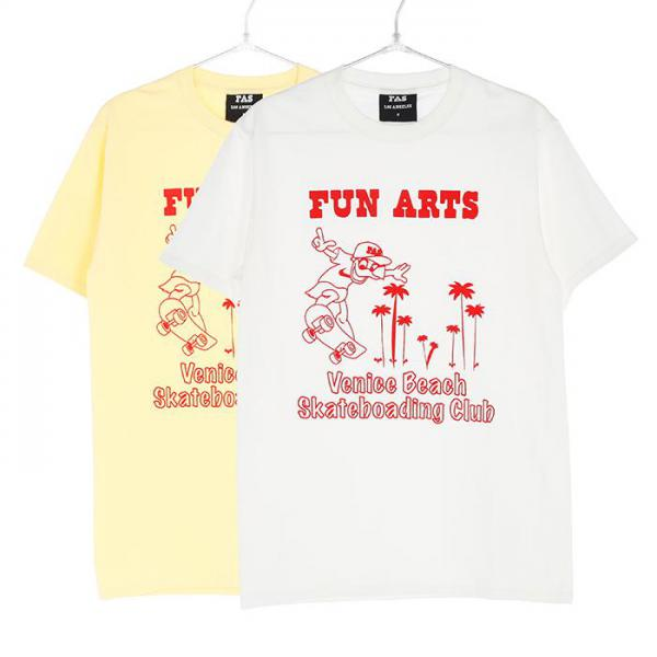 Fas(Fun Arts Studio) T-shirt Men's