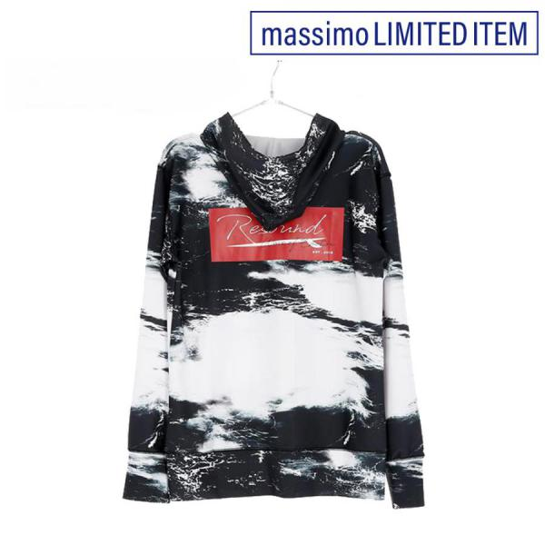 RESOUND CLOTHING Rash guard『massimo LIMITED ITEM』