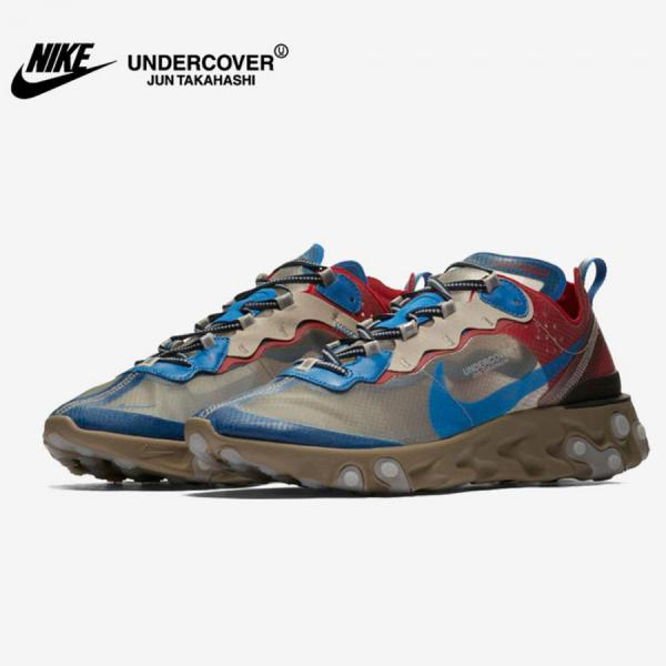 UNDERCOVER × NIKE REACT ELEMENT