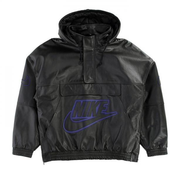Supreme®/Nike® Leather Anorak