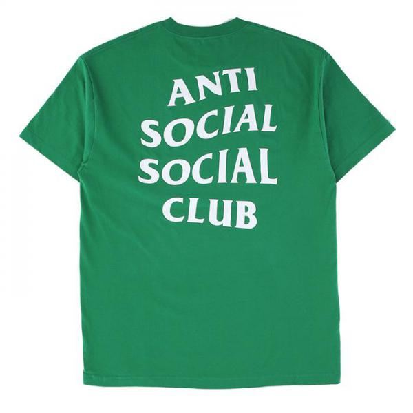 ANTI SOCIAL SOCIAL CLUB T-SHIRT MEN'S