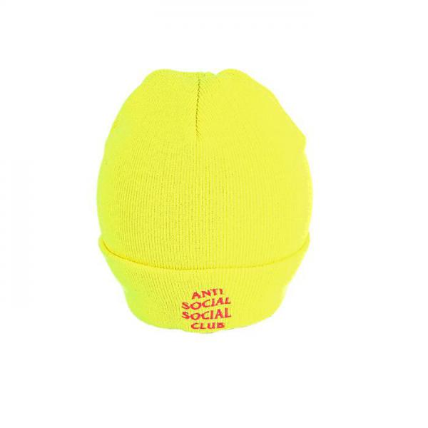 ANTI SOCIAL SOCIAL CLUB Knitcap Men's