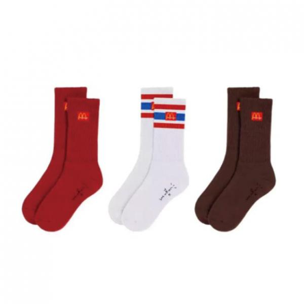 CJ Arches Sock Pack (3Pack)