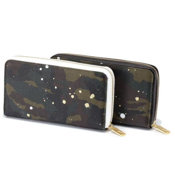 GENTIL BANDIT ZIP AROUND WALLET GBW1975 2Collar