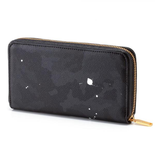 GENTIL BANDIT ZIP AROUND WALLET GBW1975-BCM