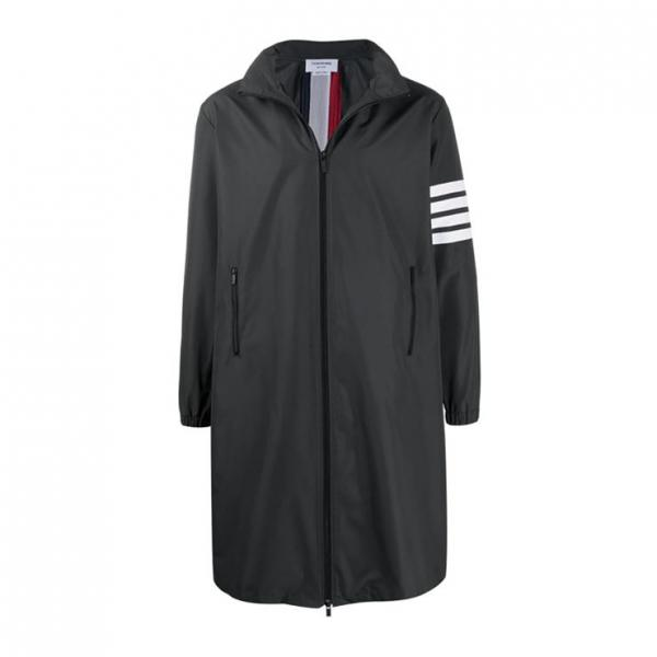 Flyweight Tech Hidden Hood Zip-Up Parka In