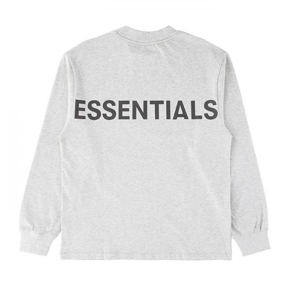 ESSENTIALS LONGSLEEVE MEN'S