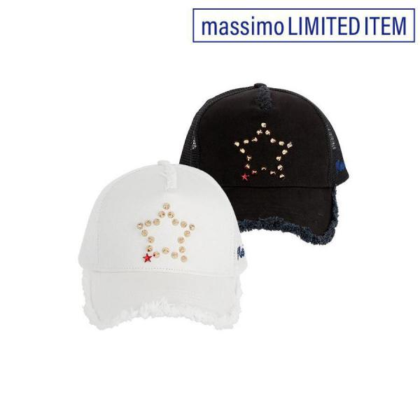 StarLean Cap Men's『massimo LIMITED ITEM』PINKGOLD