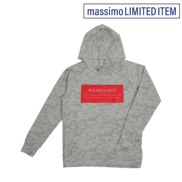 RESOUND CLOTHING  Hoodie Men's『massimo LIMITED ITEM』