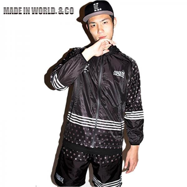 MADE IN WORLD☆&CO Jacket Men's