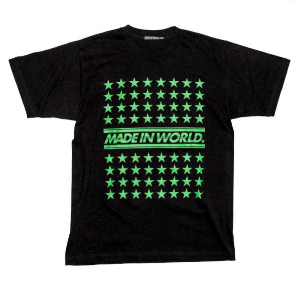 MADE IN WORLD☆&CO T-shirt Men's