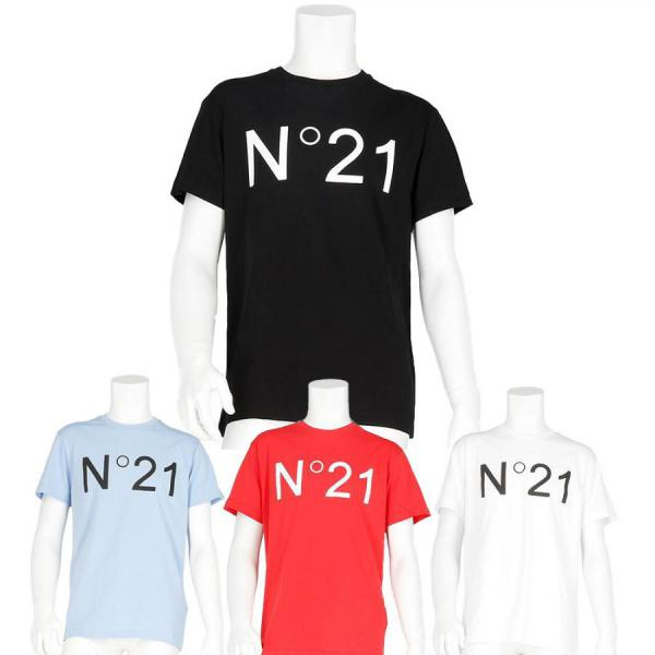 N21 T-shirt Men's 4collar
