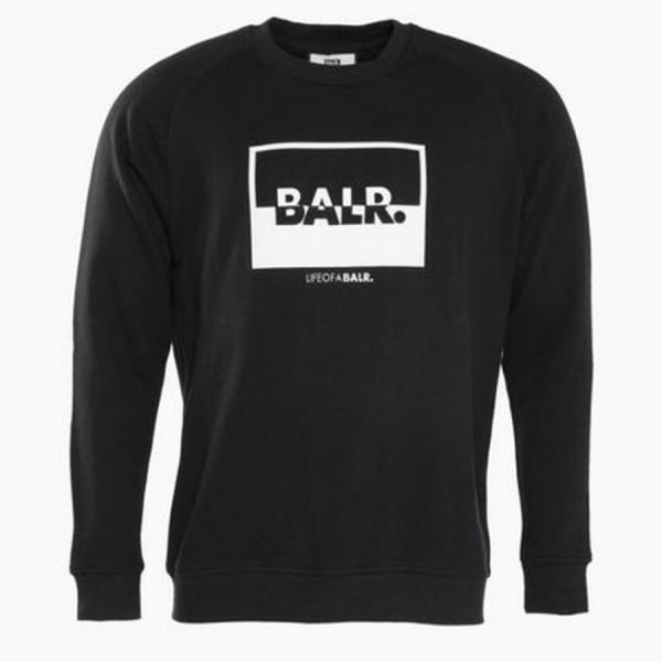 BALR. Crew neck Men's 2collar