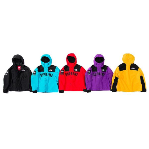 SUPREME HOODIE MEN'S Supreme®/The North Face® Arc Logo Mountain Parka