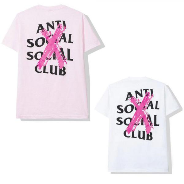 ANTI SOCIAL SOCIAL CLUB T-shirt Unisex