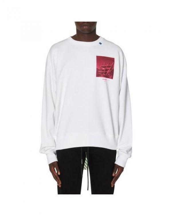 OFF-WHITE Crew neck Men's