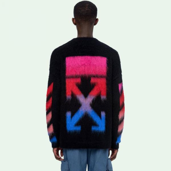 Off-White Knit Men's