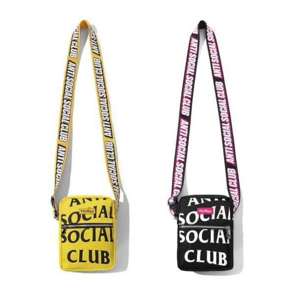 ANTI SOCIAL SOCIAL CLUB Bag Unisex