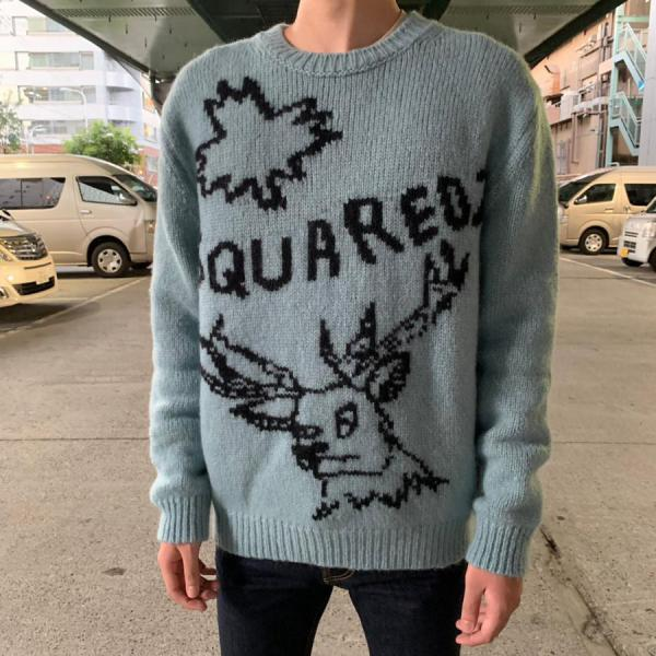 DSQUARED2 knit Men's