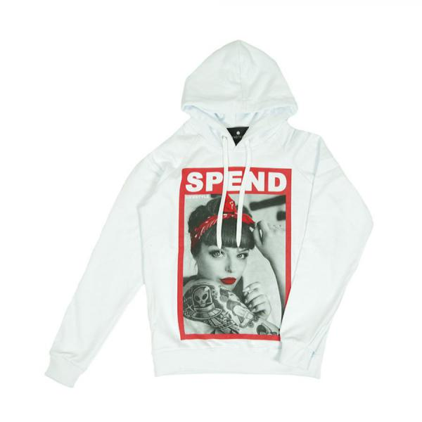 SPEND Hoodie Men's