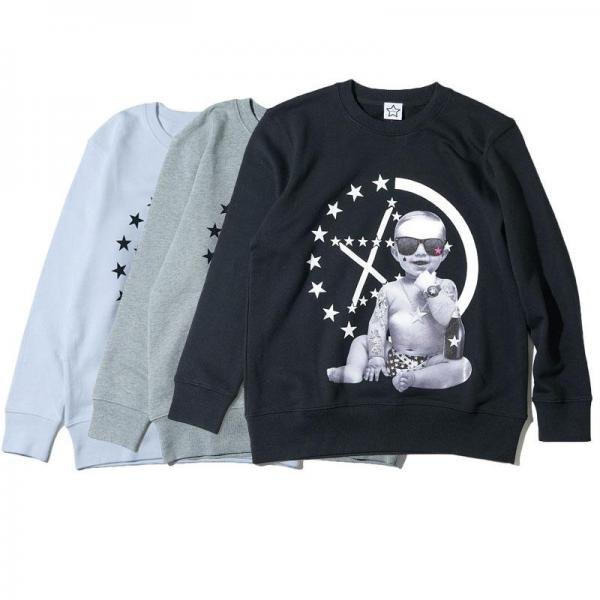 StarLean Crew neck Men's