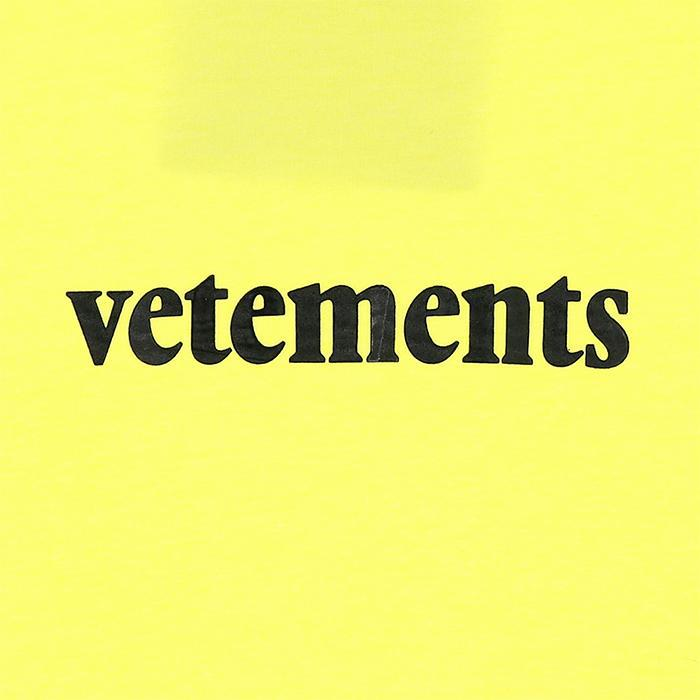 VETEMENTS T-shirt Men's