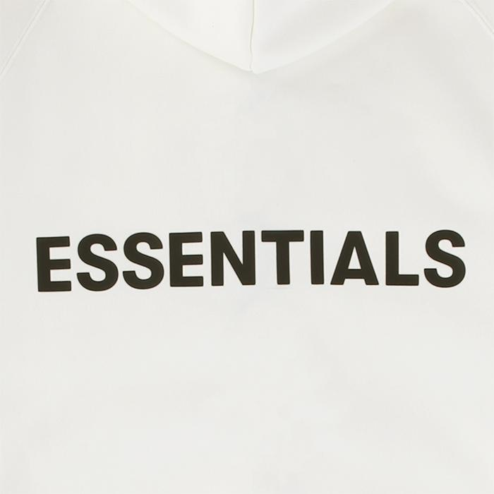 ESSENTIALS ZIPUPHOODIE MEN'S