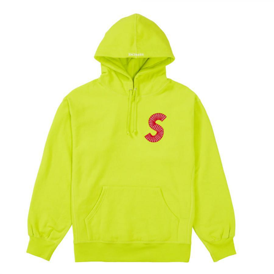 Supreme Icy Arc Hooded Sweatshirt