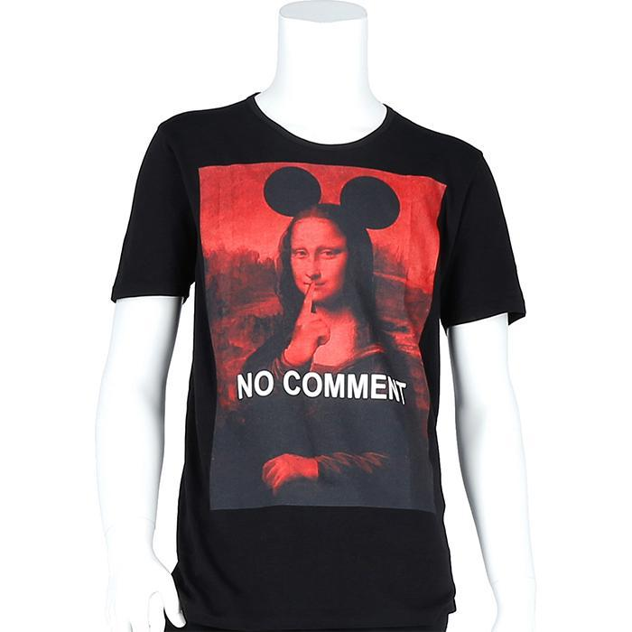 NO COMENT PARIS T-shirt Men's